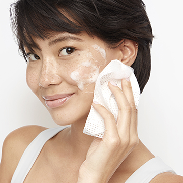 Daily Facials Dry Face Cloths For Sensitive Skin - SI5