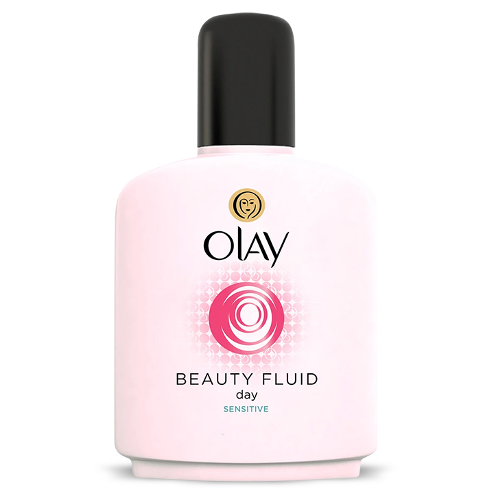 Olay Beauty Fluid Face & Body Moisturiser Sensitive - SI1