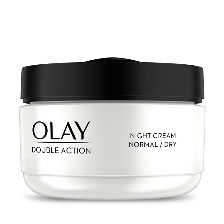 Olay Double Action Moisturiser Night Cream 50 ml - SI1
