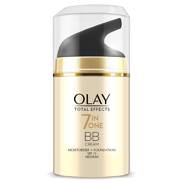 Olay Total Effects touch of foundation for medium skin tone  - SI1