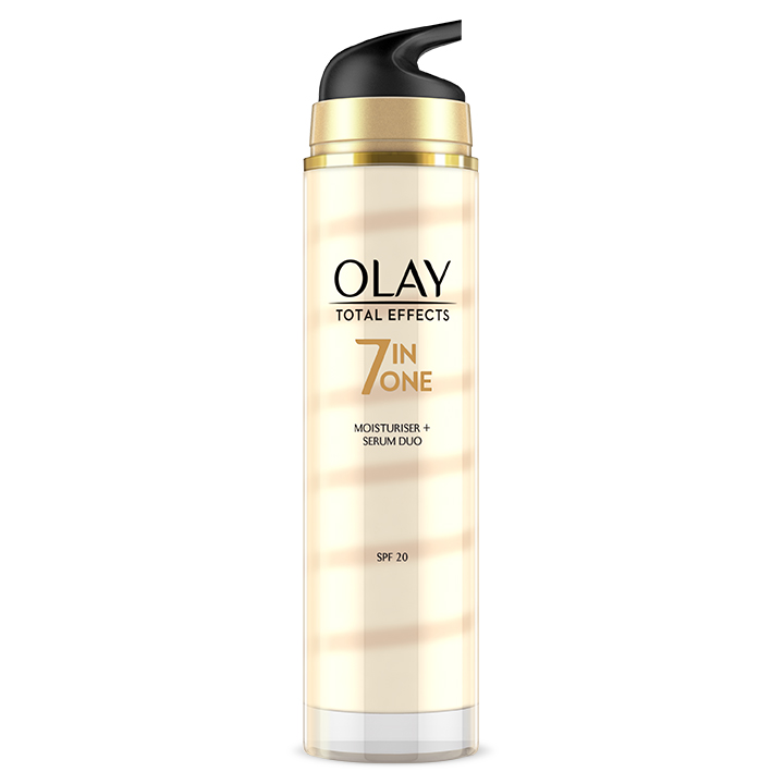 Olay Total Effects 7 in 1 moisturiser and serum duo - SI1