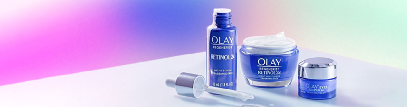 Retinol24 Collection - Hero image