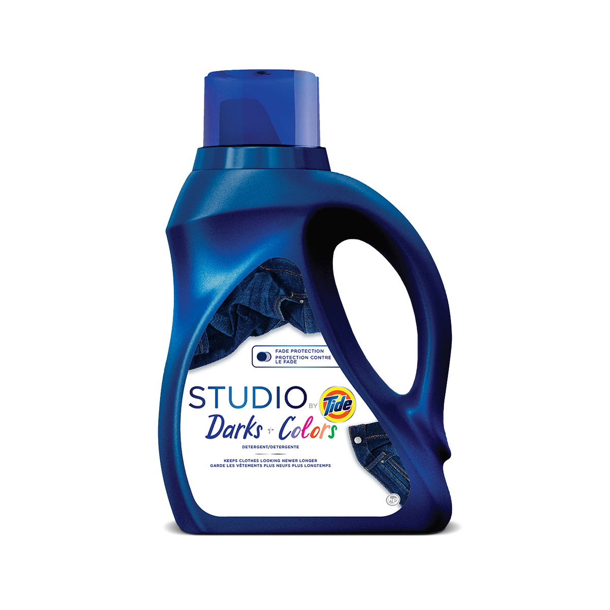 Studio by Tide Darks & Colors Liquid Laundry Detergent