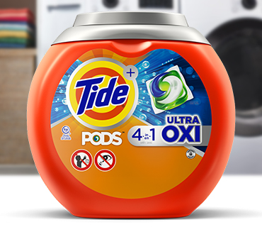 Your How-to Guide to Odour Removal with Tide Detergent