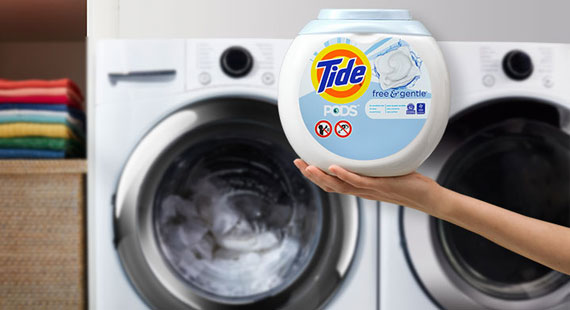 How to Use Tide PODS®