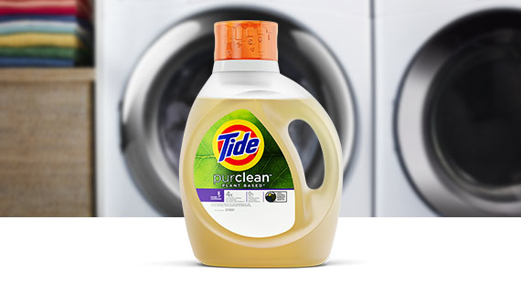 Laundry Detergent based on renewable material - preview box