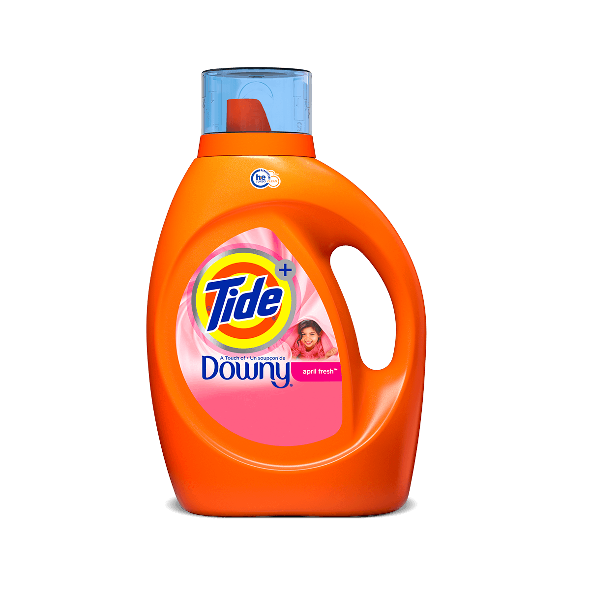 Tide Plus A Touch of Downy Liquid Laundry Detergent