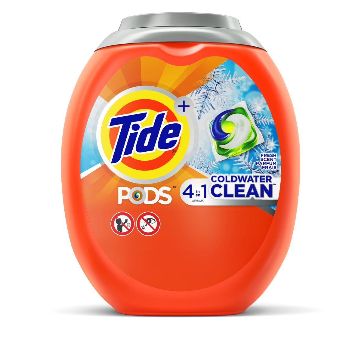Tide PODS® Coldwater Clean Laundry Detergent
