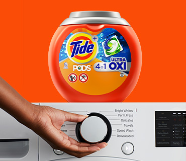 Select the wash cycle