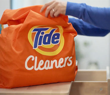 Introducing Tide Cleaners!