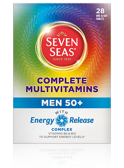 Complete Multivitamin Man 50+