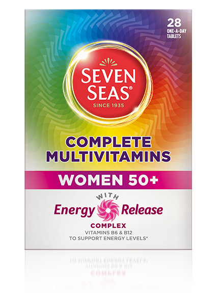 Complete Multivitamin Woman 50+