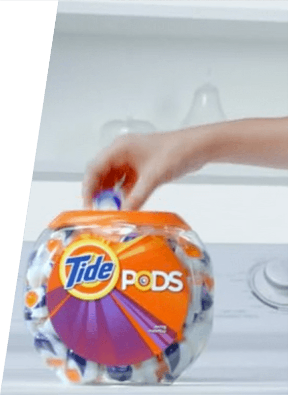 The new Tide PODS 2012 img