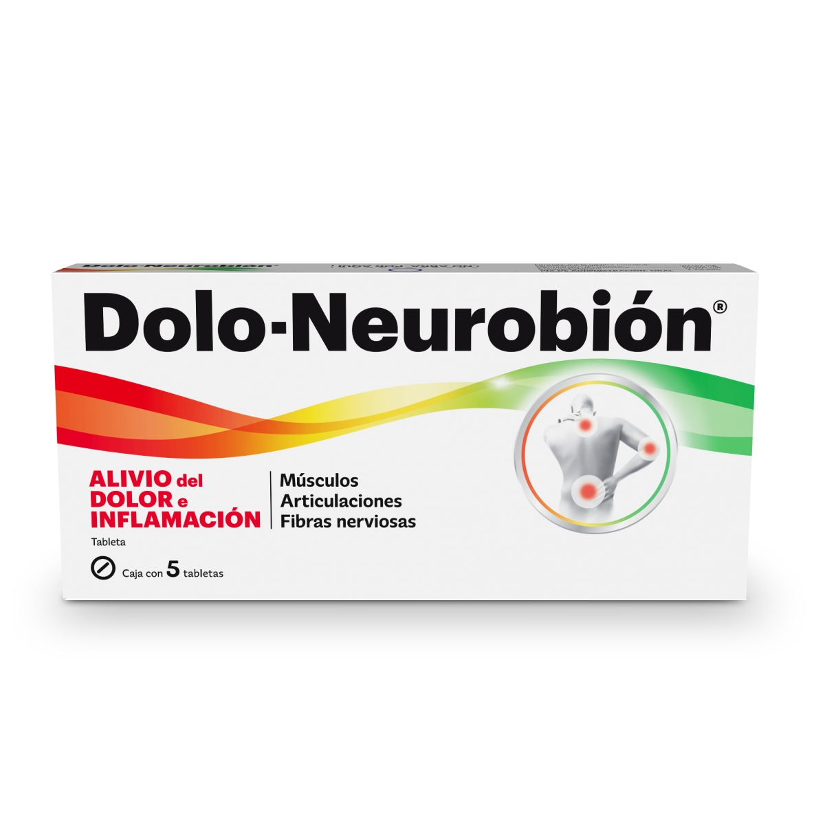 Product Page - Dolo-Neurobión® variant packshot