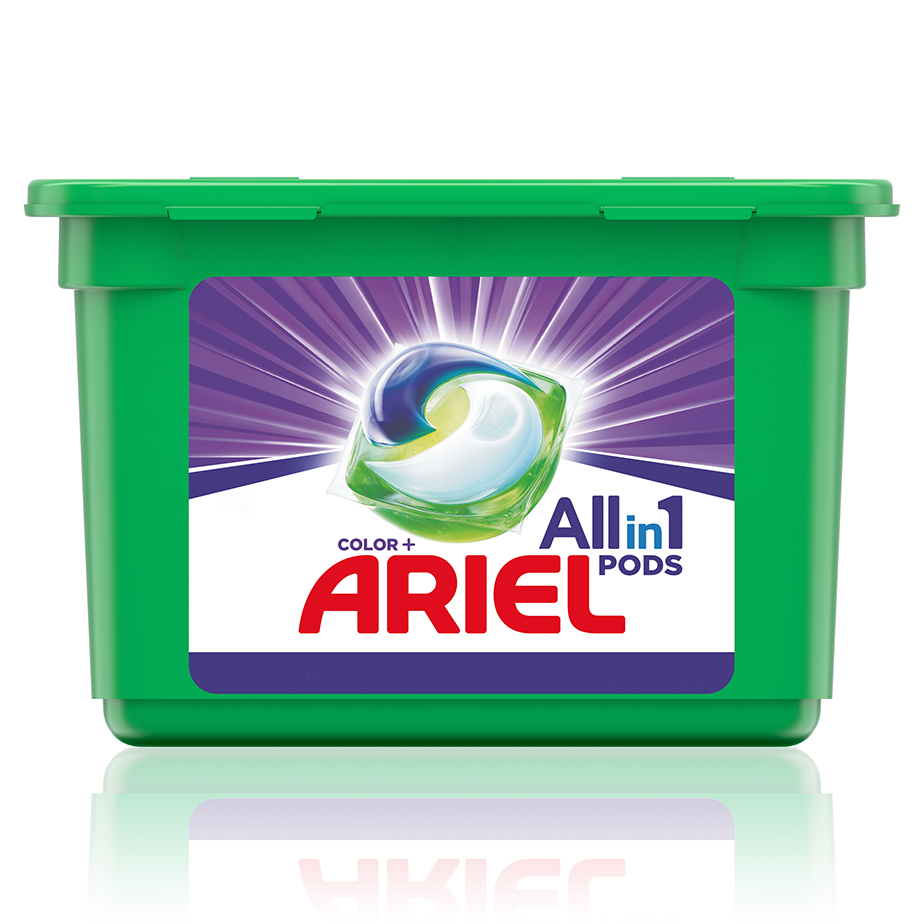 Ariel All-in-1 PODS Colorwaschmittel