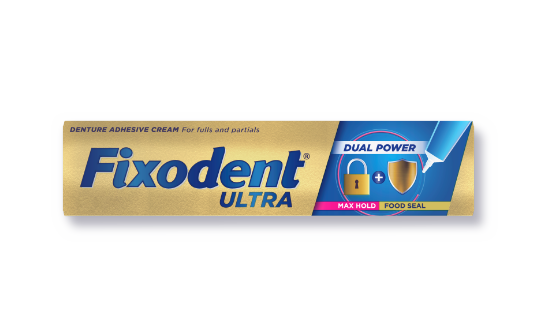 fixodent ultra dual power