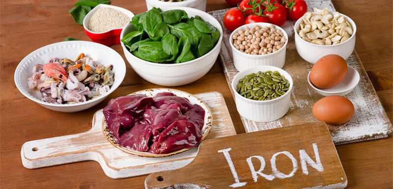 Inhibitors and enhancers of iron absorption