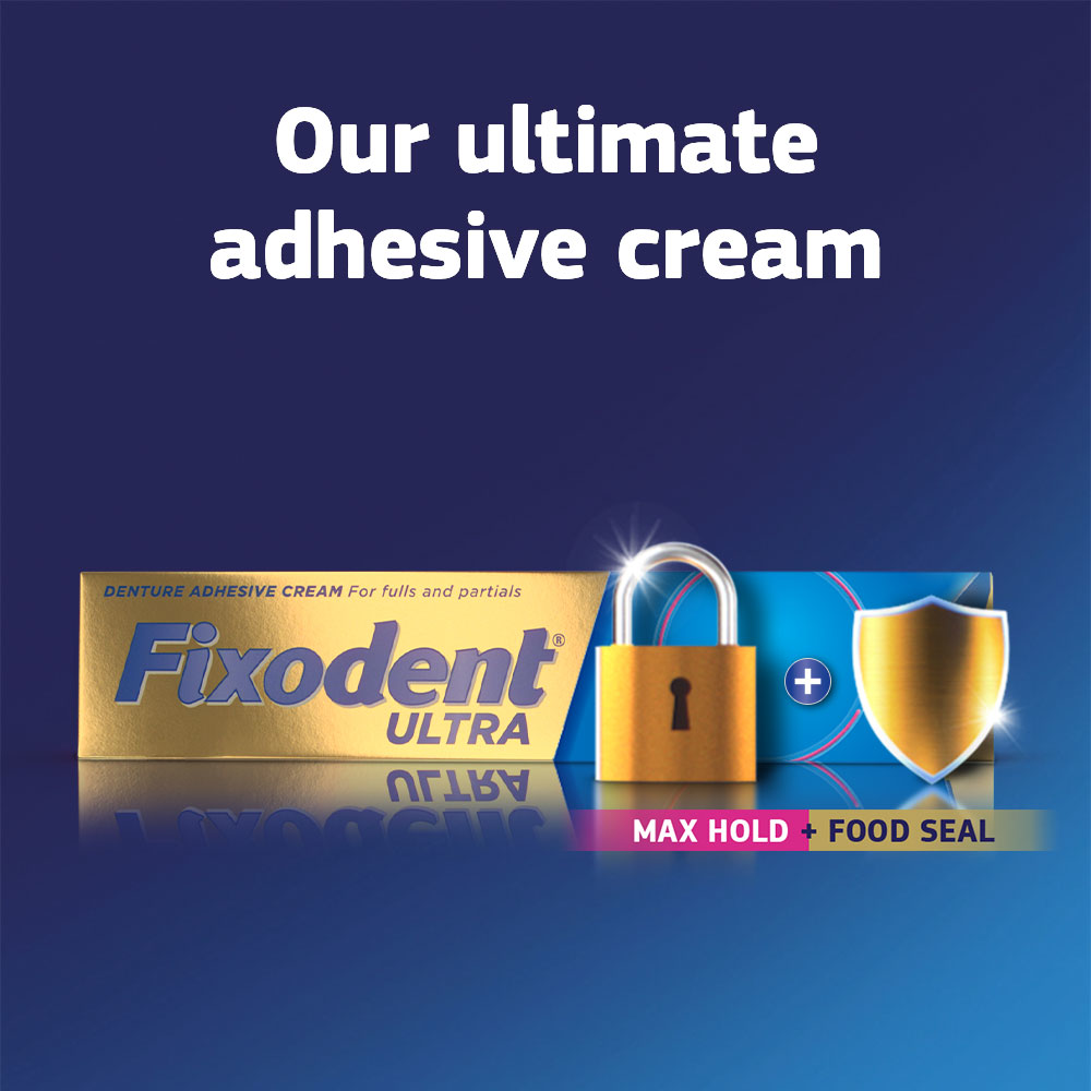 Fixodent Ultra Dual Power - SI Img 1