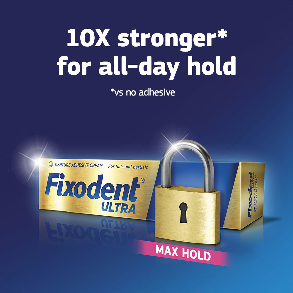 Fixodent Ultra Max Hold - SI Img 1