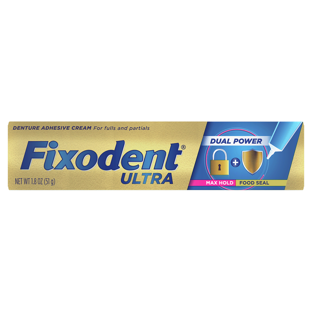 Fixodent Ultra Dual Power - Variant 1 Img