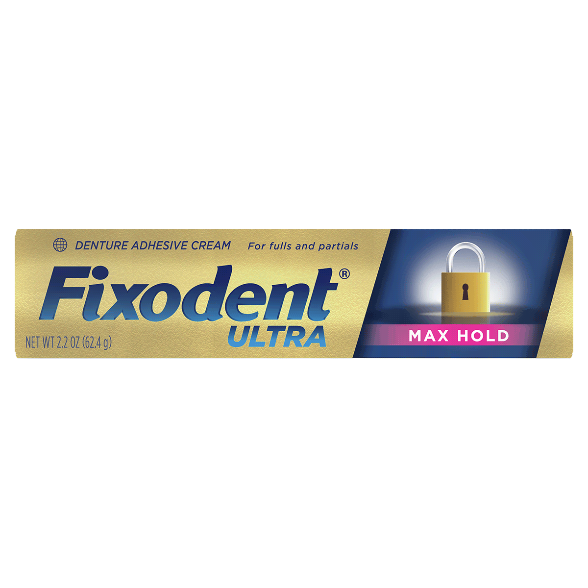 Fixodent Ultra Max Hold - Variant 1 Img