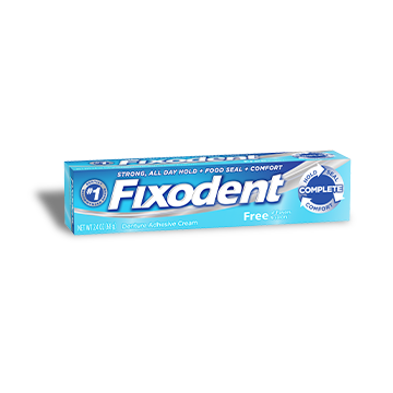Fixodent Complete Free