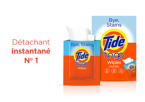 Tide To Go Wipes - #1 Instant Stain Remover