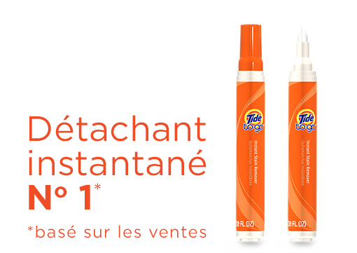 Tide to Go Instant Stain Remover - #1 Instant Stain Remover* *Based on sales