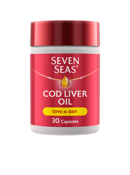 Cod Liver Oil One-A-Day 30ct
