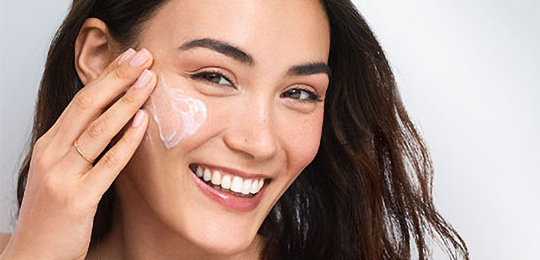 Skin Care Products - Skin Pores - Hero Image