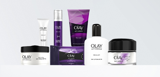 Anti Wrinkle Collection hero image