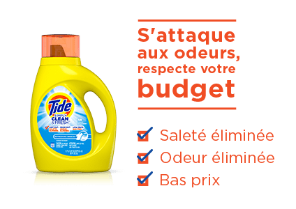 Tide Simply Clean and Fresh Liquid Laundry Detergent - tough on odors, easy on your wallet: dirt out, odors out, low price.