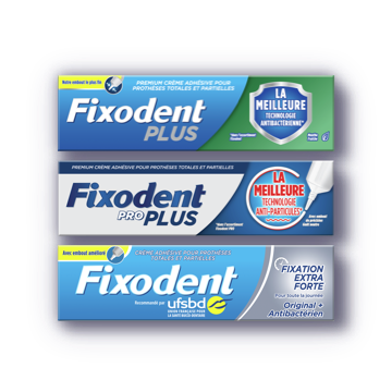 View the full Fixodent collection - img