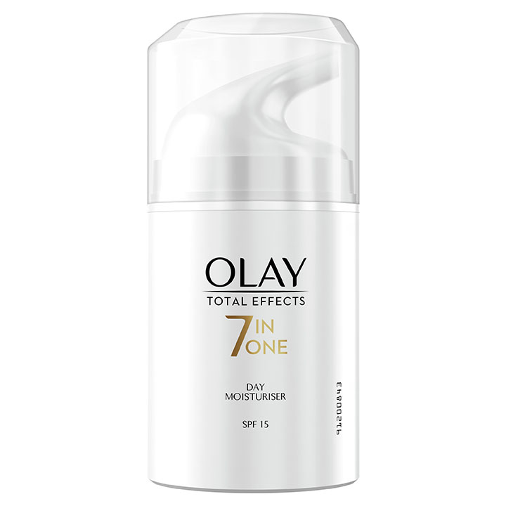 Olay Total Effects 7 in 1 anti-ageing day moisturiser SI1