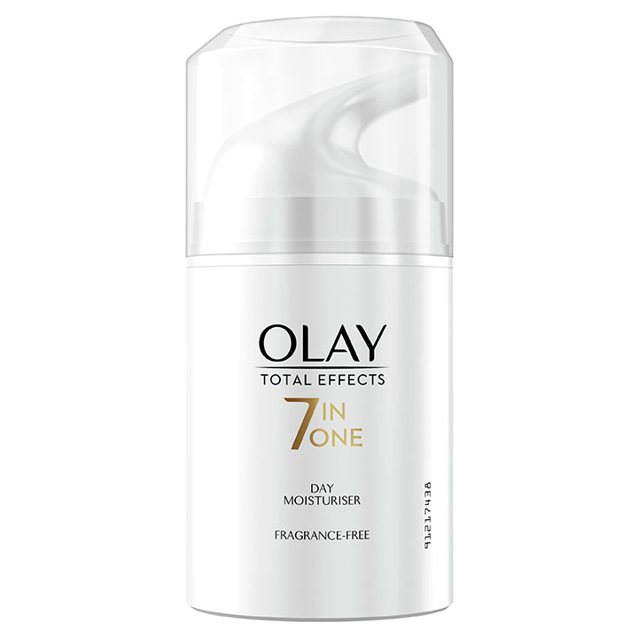 Olay Total Effects Fragrance Free Moisturiser - image NEW SI1
