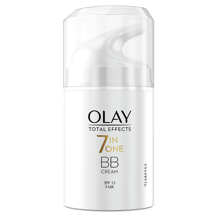 Olay Total Effects touch of foundation for fair skin tone  - image NEW SI1