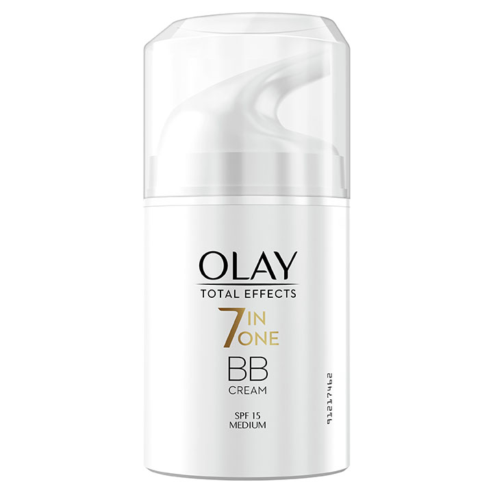 Olay Total Effects touch of foundation for medium skin tone - image NEW SI1