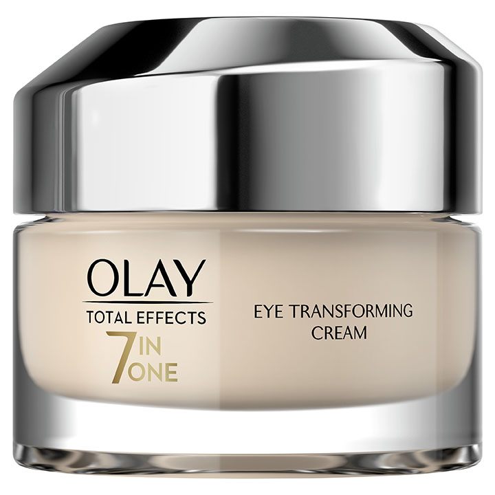 Olay Total Effects Eye Transforming Cream - image NEW SI1