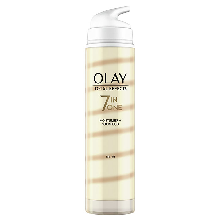 Olay Total Effects 7 in 1 moisturiser and serum duo - image NEW SI1