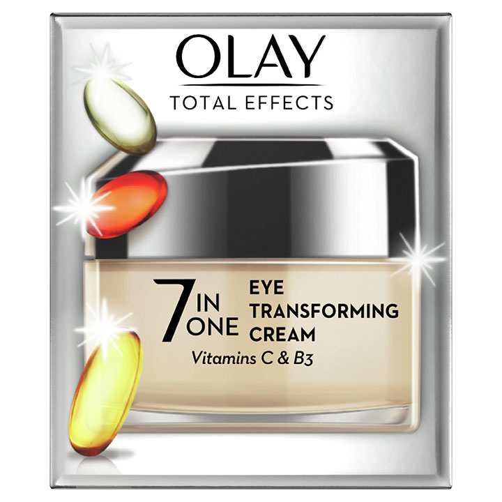 Olay Total Effects Eye Transforming Cream - image NEW Primary