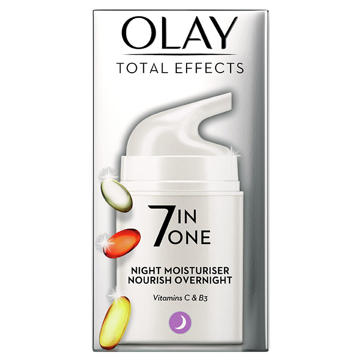 Olay Total Effects night firming moisturiser - img NEW primary