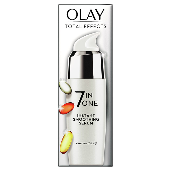 Total Effects Instant Smoothing Serum - new SI1