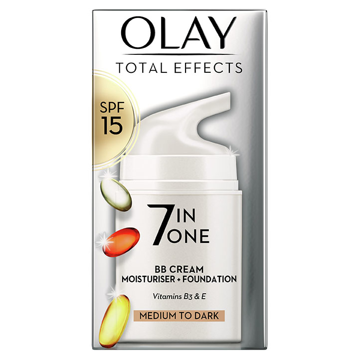 Olay Total Effects touch of foundation for medium skin tone  - new SI1