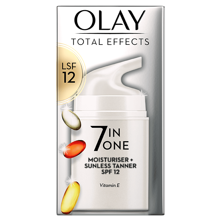 Total Effects 7in1 Touch of Sunshine Moisturiser