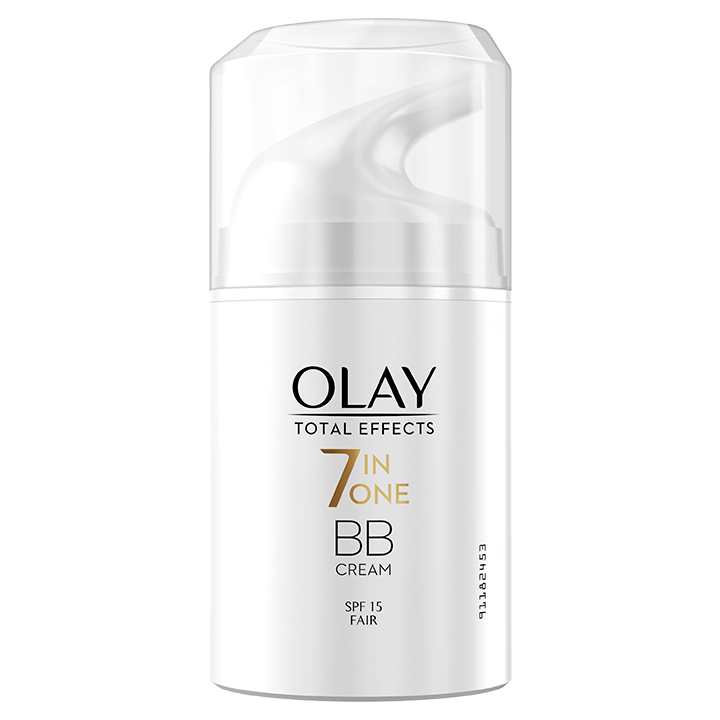 Olay Total Effects touch of foundation for fair skin tone
