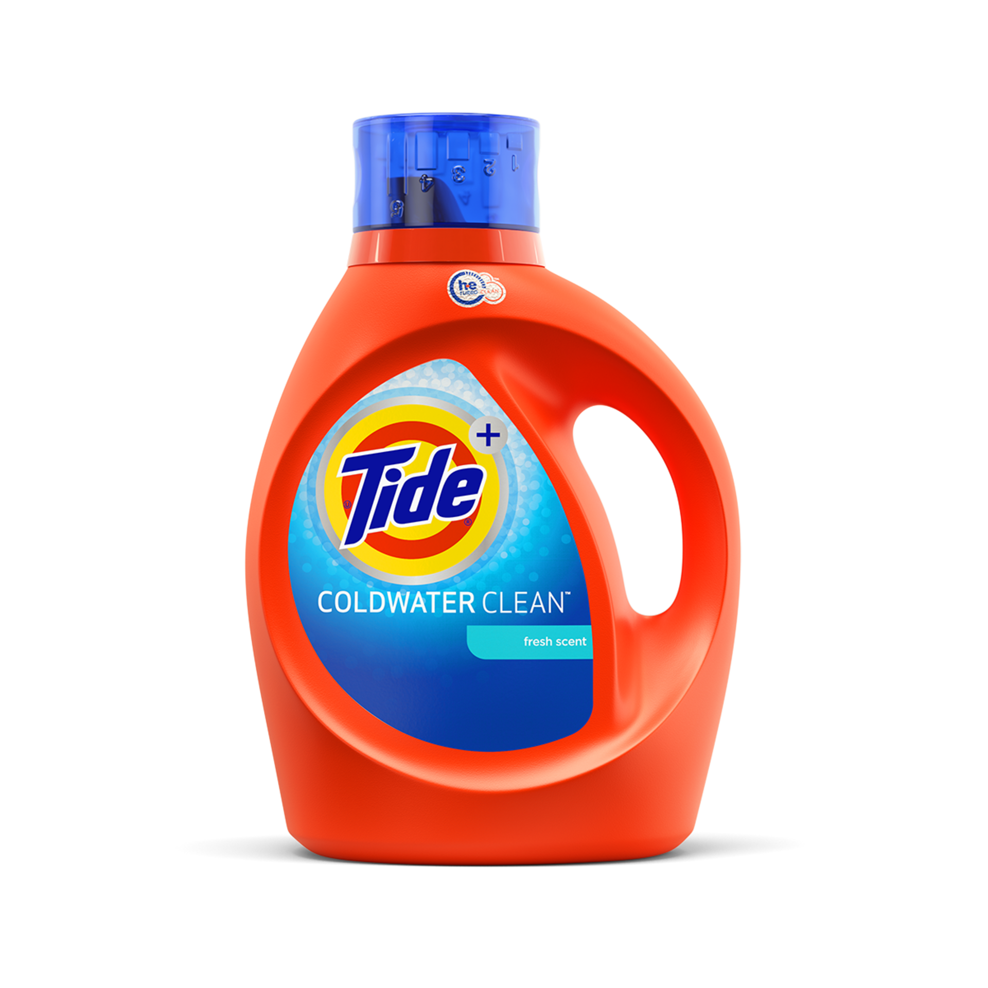 Tide Plus Coldwater Clean Liquid Laundry Detergent