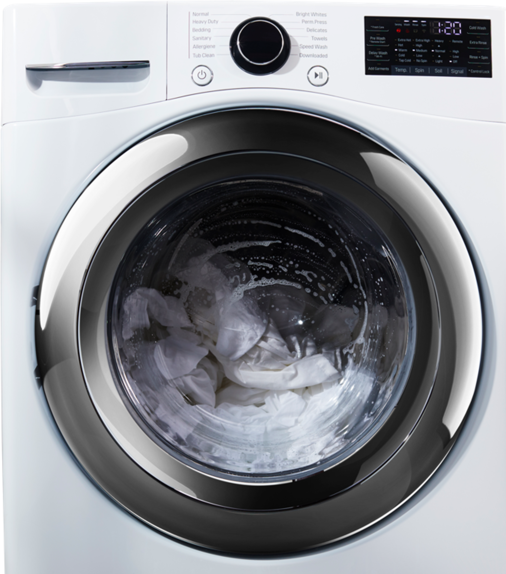 Find Out How High Efficiency Washers Work!