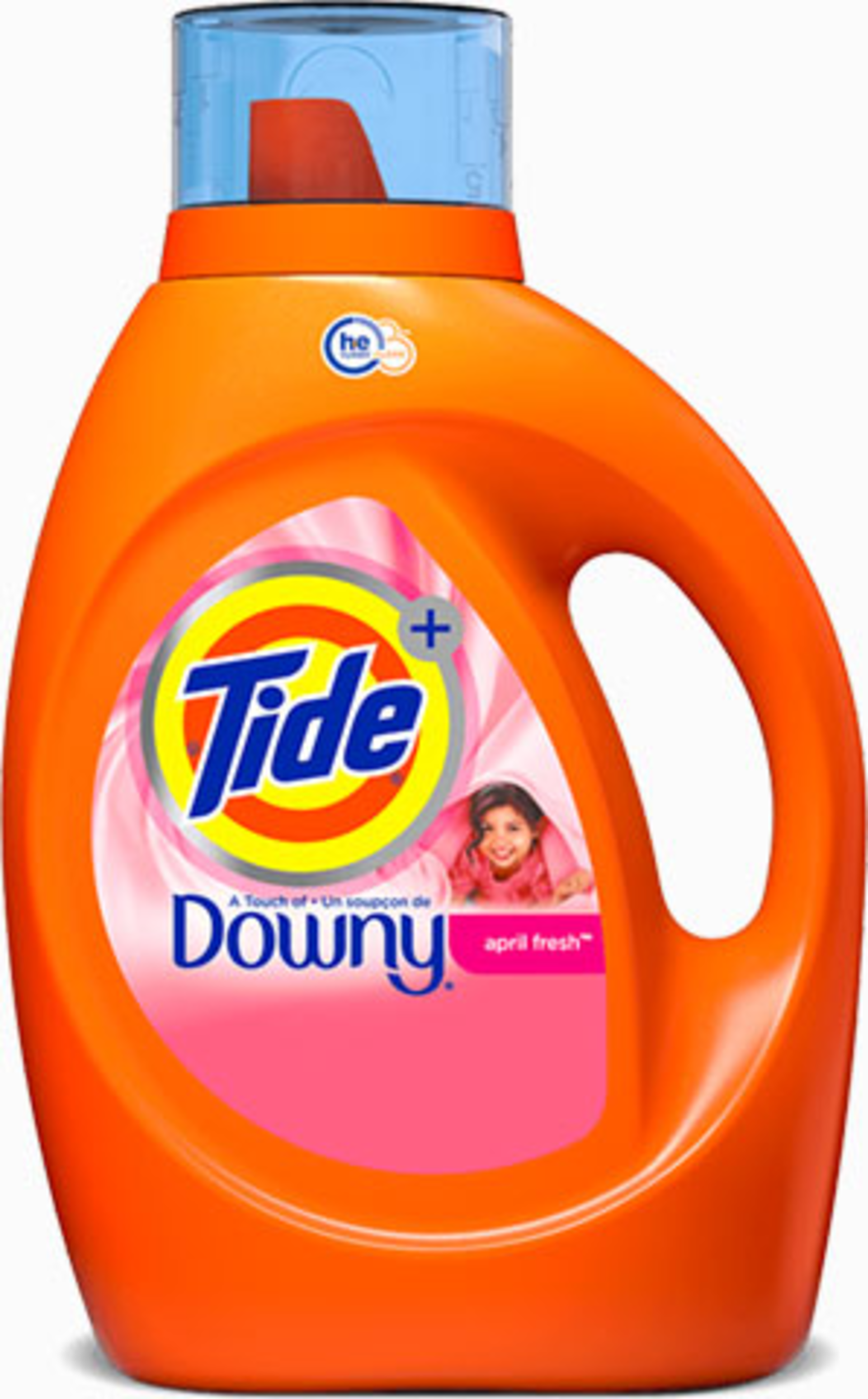 Tide Plus A Touch of Downy Liquid
