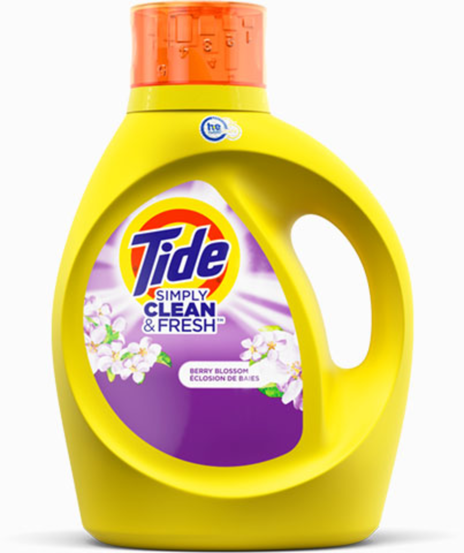 Tide Simply Clean and Fresh Berry Blossom