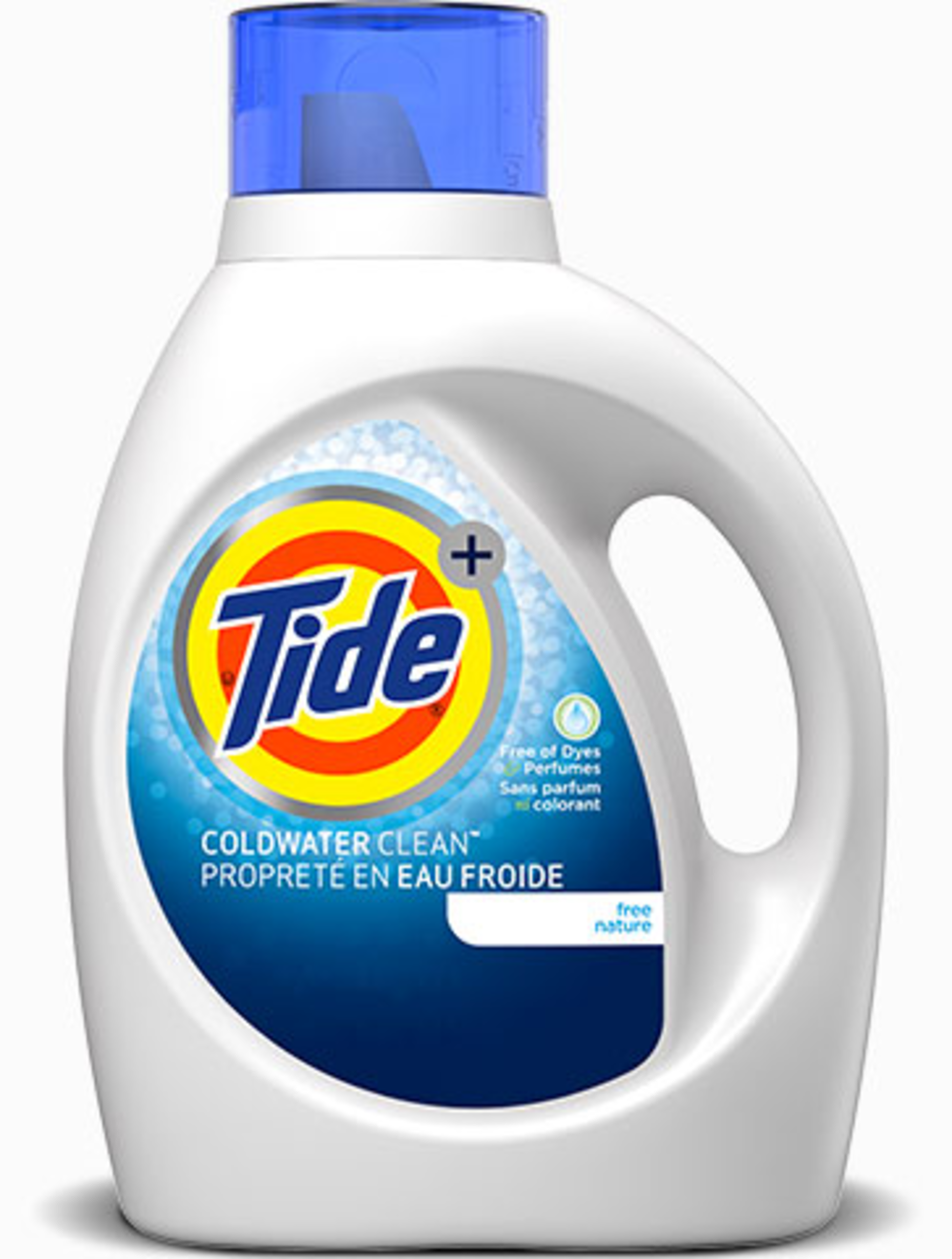 Tide Coldwater Clean Free HE Liquid Laundry Detergent